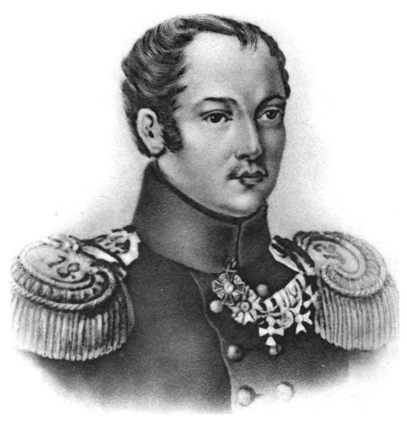 Руководитель Южного общества Павел Пестель. Источник: wikipedia.org