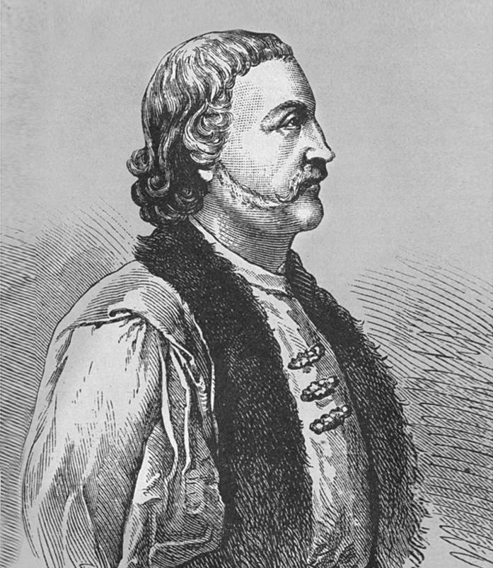 Князь Борис Алексеевич Голицын